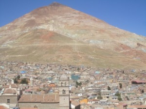 To Hell and Back in Potosi, Bolivia (South of the Border Series)