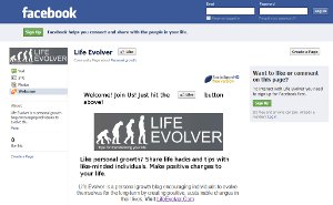 Free Happiness Handbook When You Join Life Evolver on Facebook